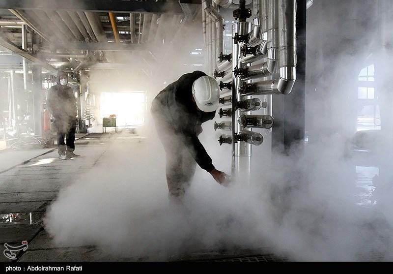 انفجار سیستم بخار در پتروشیمی بجنورد/ مردم نگران نباشند