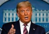 ترامپ حادثه حمله طرفدارانش به کنگره آمریکا را محکوم کرد