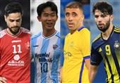 کامیابینیا؛ بهترین پاسور لیگ قهرمانان آسیا در یک سوم پایانی زمین