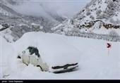 هواشناسی ایران 99/10/7| تداوم بارش برف و باران در 9 استان/ افزایش آلودگی هوا در کلان شهرها
