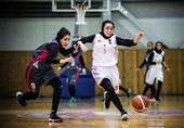 لیگ برتر بسکتبال بانوان| شکست دختران بسکتبالیست شهرداری قزوین/ پالایش نفت آبادان 71 شهرداری قزوین 61 