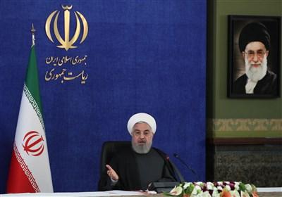 روحانی: لعنت خدا بر مسببین تحریمها که رژیم صهیونیستی و ترامپ بودند