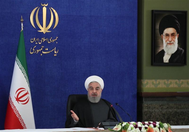 روحانی: برجام از بس بزرگ بود توطئه کردند کمرش را بشکنند