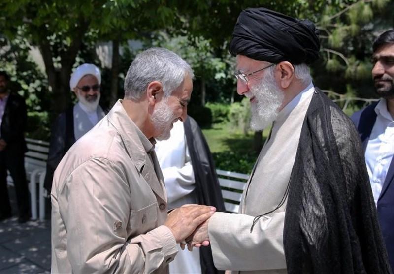 هجر حبیب| پیغامی که شهید سلیمانی از طریق آیتالله خامنهای برای امام خمینی (ره) فرستاد