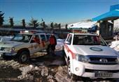 3 کوهنورد گمشده در ارتفاعات سبلان نجات پیدا کردند