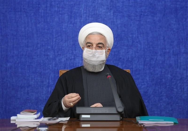 روحانی: میزانیة العام القادم متماسکة ودقیقة