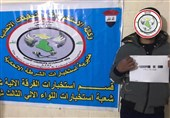 عراق|دستگیری یک تروریست و کشف تعدادی بمب در الانبار
