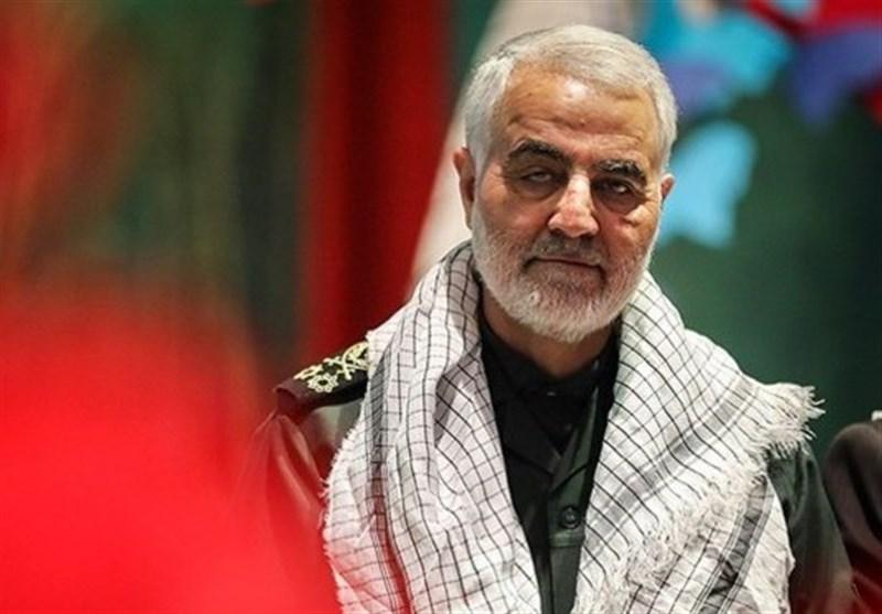 بزرگداشت سالگرد شهادت سردار سپهبد شهید حاج قاسم سلیمانی در لیگ برتر فوتبال