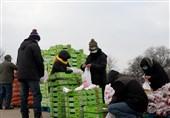 رویترز: میلیونها آمریکایی در لبه پرتگاه مالی قرار گرفته اند