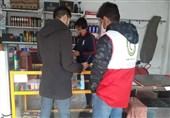 238 امدادگر هلالاحمر در طرح شهید سلیمانی فعالیت میکنند