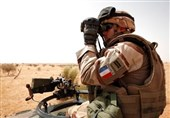 کشته شدن یک سرباز فرانسوی در مالی