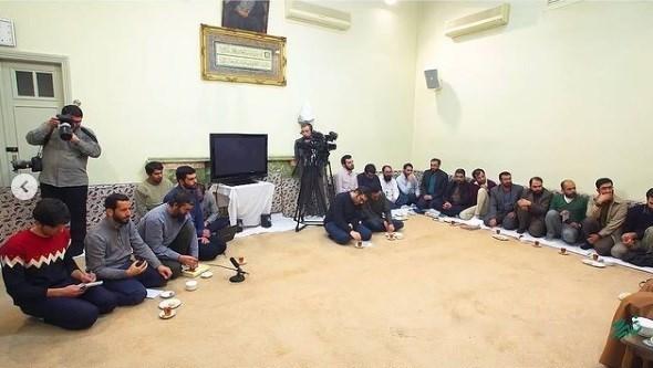 هنرهای تجسمی , رهبر , امام خامنهای , گرافیک ,
