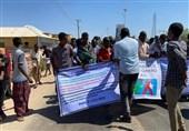 متهم شدن صلحبانان اتحادیه آفریقا به استفاده از سلاح علیه تظاهراتکنندگان در سومالی