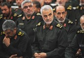 تمجید شهید سلیمانی از خلبانان مدافع حرم ارتش