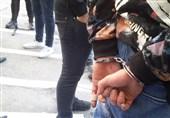گروگانگیر پسر 7 ساله بازداشت شد