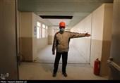 بیمارستان مهدیشهر سمنان با پیشرفت فیزیکی 95 درصد امسال بهرهبرداری میشود