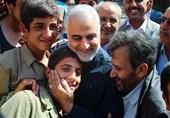 هجر حبیب زیر 15 ساله های جنگ تحمیلی به روایت حاج قاسم