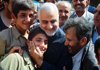 هجر حبیب زیر ۱۵ ساله های جنگ تحمیلی به روایت حاج قاسم