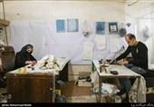 تولید ایرانی-کارگاه تولید کفش