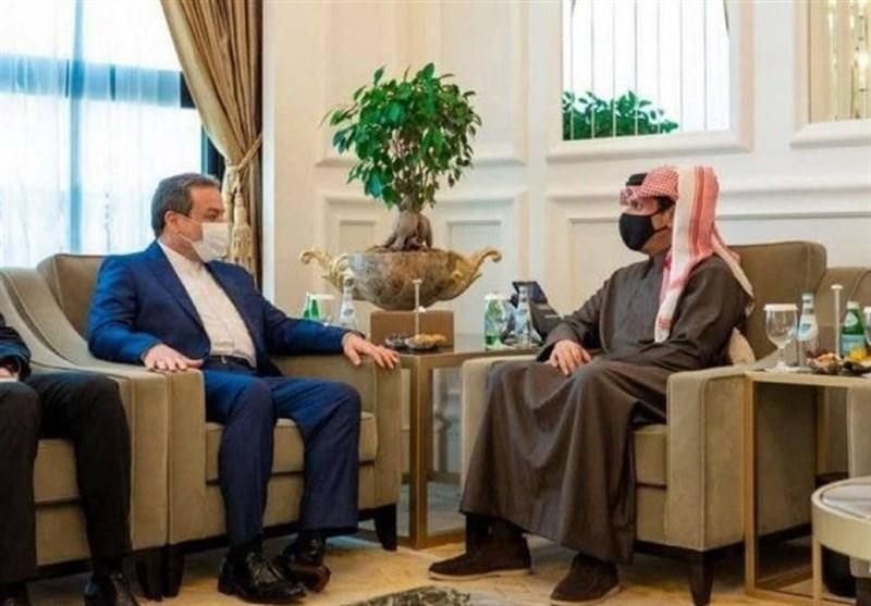 عراقجی یزور الدوحة ویجتمع الى وزیر الخارجیة القطری