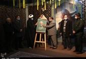 """رونمایی از کتاب """"شهید سعید"""" در قزوین /جوشش ذوق شعرای قزوینی در رثای شهید سلیمانی + فیلم"""