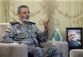 اللواء موسوی: قدرة ردع القوات المسلحة أداة استراتیجیة فی الدبلوماسیة