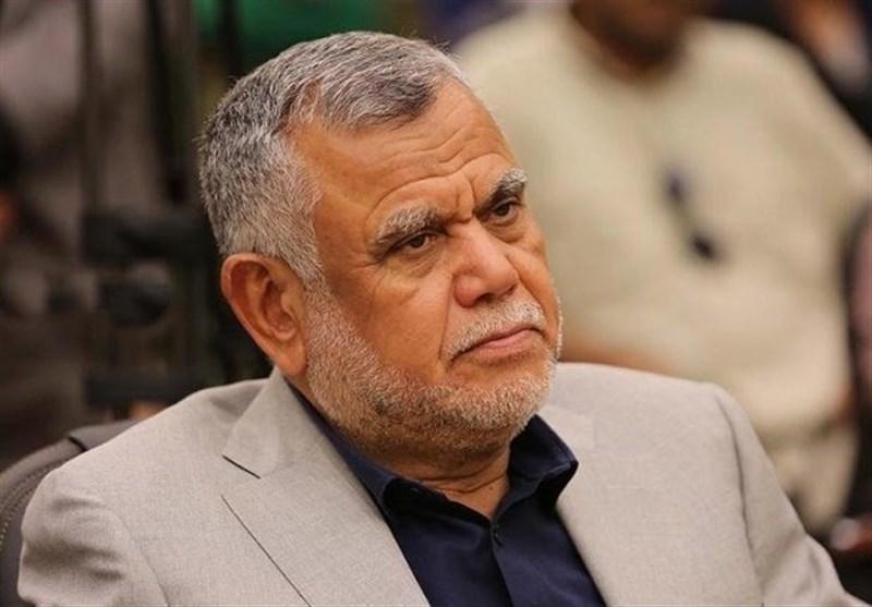 «العامری» خواستار تحقیق بغداد درباره حمله آمریکا به مرز عراق و سوریه شد