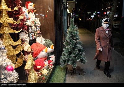 Iranian Mark New Christian Year in Capital