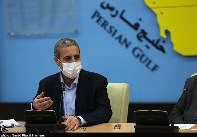 استاندار بوشهر: پروژه انتقال آب به شهرستان جم تکمیل و بهرهبرداری میشود