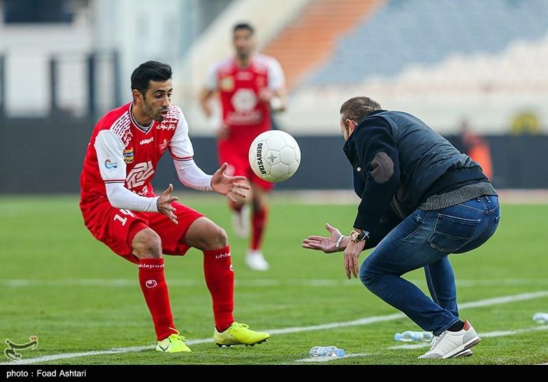 نکیسا: پرسپولیس نسبتاً در گروه راحتی قرار دارد/ گلمحمدی تمرکزش را روی تیم بگذارد