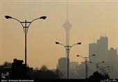 """قرارگیری وضعیت هوای تهران و 3 کلانشهر در شرایط """"ناسالم"""""""