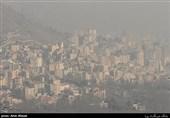 قرارگیری وضعیت هوای سه شهر در شرایط ناسالم