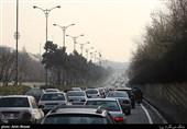 هوای تهران در آستانه وضعیت ناسالم برای گروههای حساس