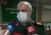 فرمانده سپاه گیلان: زحمات کادر درمان استان در خط مقدم مقابله با کرونا تحسینبرانگیز است