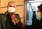 فرمانده سپاه خوزستان: همدلی ارتش و سپاه دژ مستحکم مقابل دشمن است