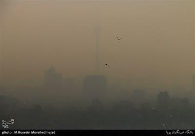 جرم بزرگ در هوای تهران