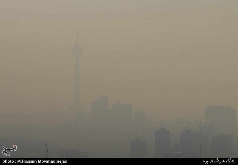 وضعیت هوا| رد مازوتسوزی واحدهای صنعتی تهران از سوی محیط زیست