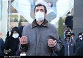 دلتنگیهای ندبهخوانان گلزار شهدای کرمان به روایت تصویر