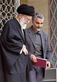 هجر حبیب|ماجرای گزارشی که شبانه حاج قاسم سلیمانی به رهبر انقلاب داد