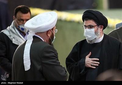 Ceremony to Mark 1st Anniversary of Gen. Soleimani Martyrdom Held in Tehran