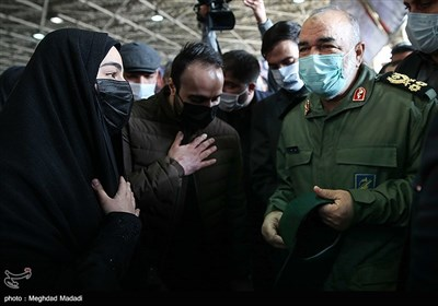 Ceremony to Mark 1st Anniversary of Gen. Soleimani Martyrdom Held in Tehran