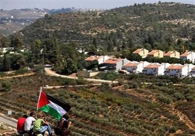 فراخوان جوانان فلسطینی در کرانه باختری برای مقابله با شهرکسازی رژیم صهیونیستی