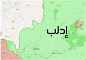 سوریه|تظاهرات گسترده علیه تروریستها در شهر ادلب