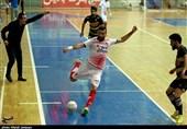 لیگ برتر فوتسال| پیروزی 10 گله گیتیپسند/ صعود کراپ الوند و فرشآرا به مرحله دوم