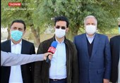 خبر خوش آذری جهرمی برای مردم محرومترین استان ایران + فیلم