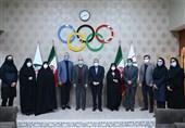 عضویت شاهینطبع در کمیسیون همبستگی کمیته ملی المپیک