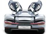 ساخت سریعترین خودروی برقی جهان+تصاویر