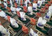 """3هزار بسته معیشتی ویژه ماه رمضان در """"گراش"""" فارس توزیع میشود"""