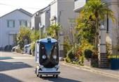 ساخت رباتهای تحویل غذا و بسته در شهر هوشمند فوجیساوای ژاپن