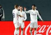 لالیگا  رئال مادرید سال جدید را با پیروزی خانگی آغاز کرد